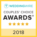 Copper River Country Club WeddingWire Couples Choice Award Winner 2018