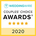 Copper River Country Club WeddingWire Couples Choice Award Winner 2020